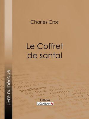 cover image of Le Coffret de Santal