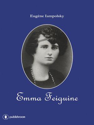 cover image of Emma Feiguine