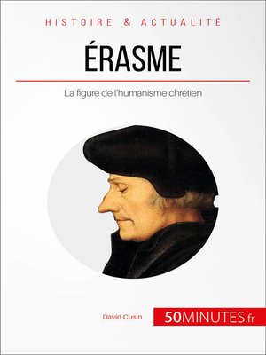cover image of Érasme