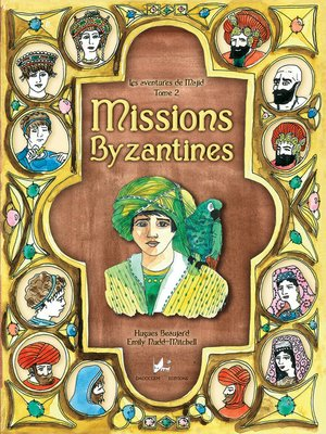 cover image of Missions byzantines