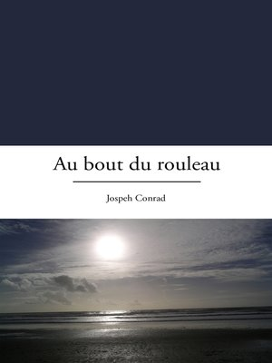 cover image of Au bout du rouleau