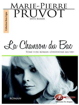 cover image of La Chanson du Bac