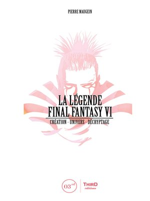 cover image of La Légende Final Fantasy VI