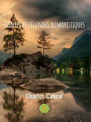 cover image of Contes et légendes humoristique