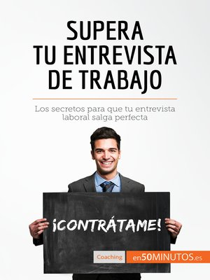 cover image of Supera tu entrevista de trabajo