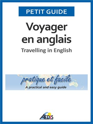 cover image of Voyager en anglais