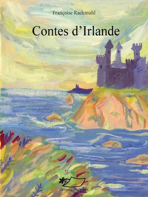 cover image of Contes d'Irlande