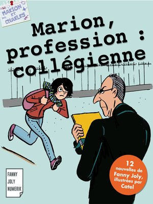 cover image of Marion, profession