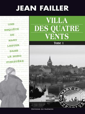 cover image of Villa des quatre vents--Tome 1