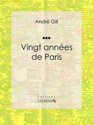 cover image of Vingt années de Paris
