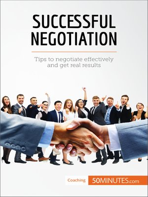 cover image of Successful Negotiation
