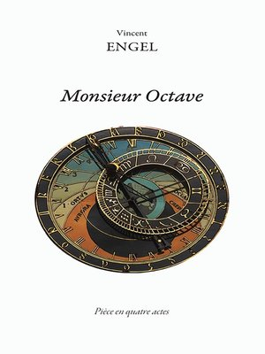 cover image of Monsieur Octave