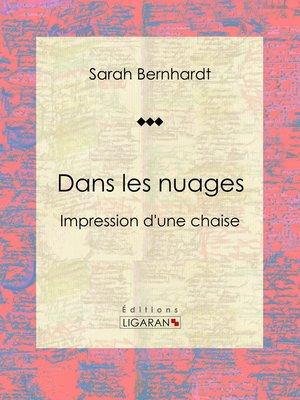 cover image of Dans les nuages