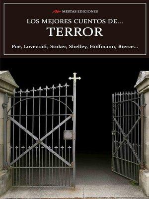 cover image of Los mejores cuentos de Terror