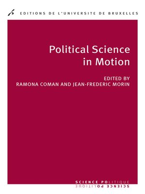 cover image of Political science in motion