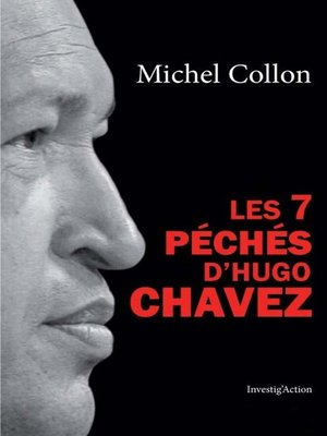 cover image of Les 7 péchés d'Hugo Chavez
