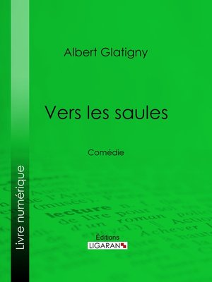cover image of Vers les saules