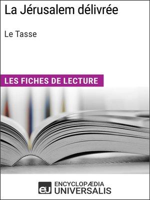 cover image of La Jérusalem délivrée de Le Tasse