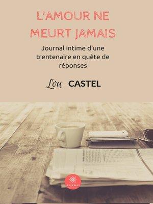 cover image of L'amour ne meurt jamais