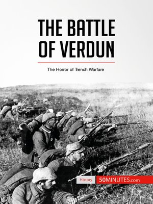cover image of The Battle of Verdun