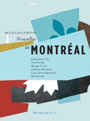 cover image of Nouvelles de Montréal