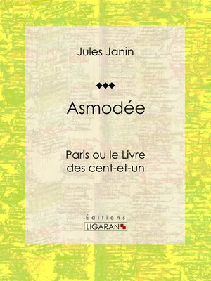 cover image of Asmodée
