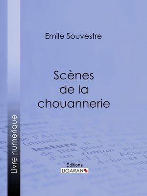 cover image of Scènes de la chouannerie