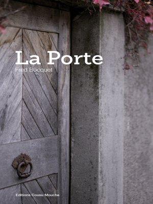 cover image of La porte
