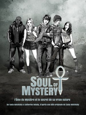 cover image of Soul of mystery