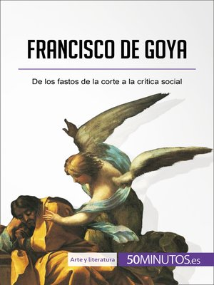 cover image of Francisco de Goya
