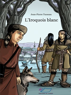 cover image of L'Iroquois blanc