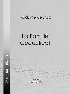 cover image of La Famille Coquelicot