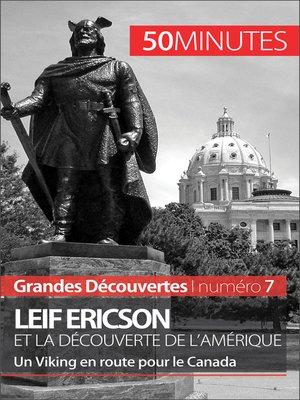 cover image of Leif Ericson et la découverte de l'Amérique