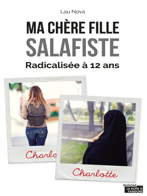 cover image of Ma chère fille salafiste