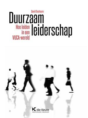 cover image of Duurzaam leiderschap