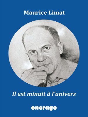 cover image of Il est minuit à l'univers