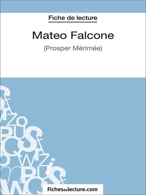 cover image of Mateo Falcone