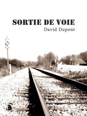 cover image of Sortie de voie