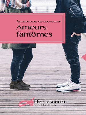 cover image of Amours fantômes