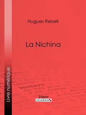 cover image of La Nichina