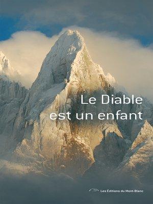 cover image of Le diable est un enfant