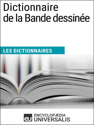 cover image of Dictionnaire de la Bande dessinée
