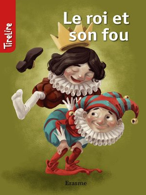 cover image of Le roi et son fou