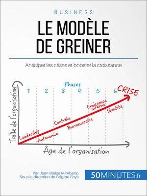 cover image of Le modèle de Greiner
