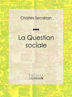 cover image of La Question sociale