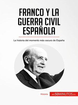 cover image of Franco y la guerra civil española
