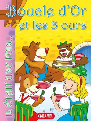 cover image of Boucle d'Or et les 3 ours