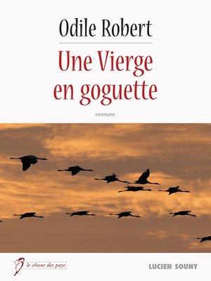 cover image of Une Vierge en goguette