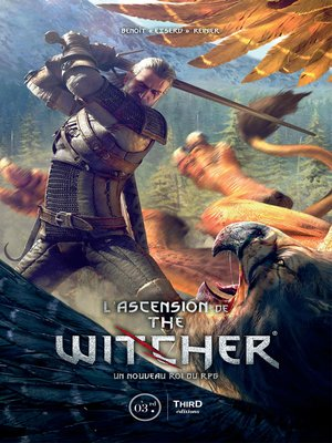 cover image of L'ascension de the Witcher