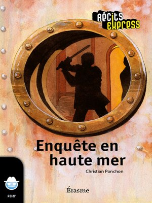 cover image of Enquête en haute mer